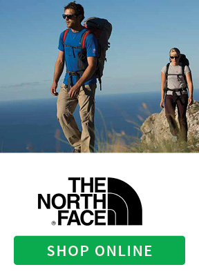 Shop The North Face online