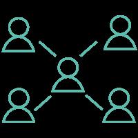 customer network icon
