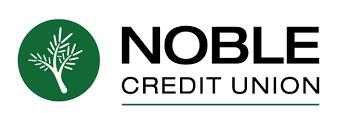 Noble credit union logo
