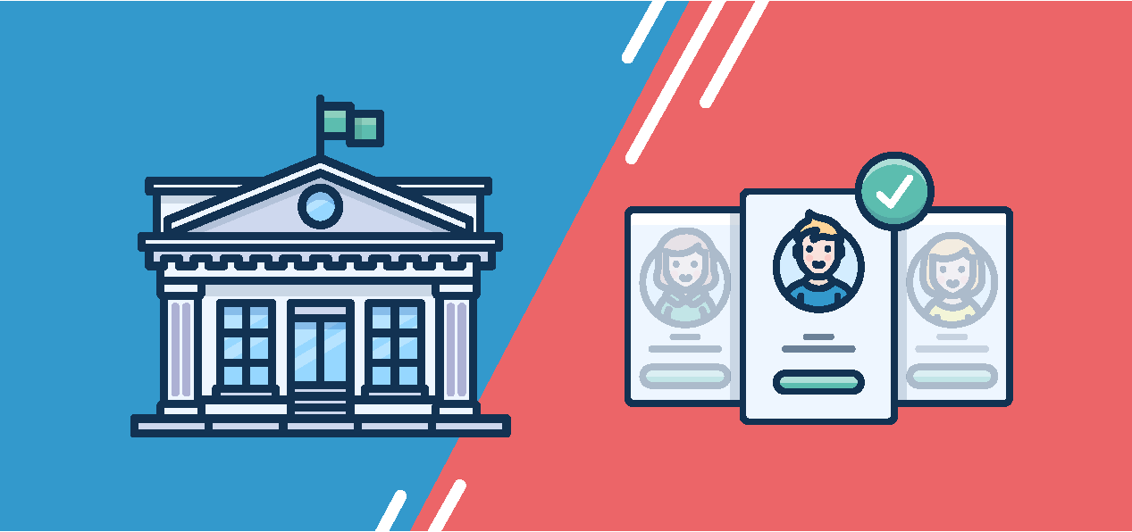 Onboarding for banks and credit unions