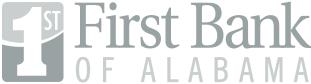First Bank of Alabama logo