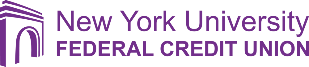 New York University FCU logo