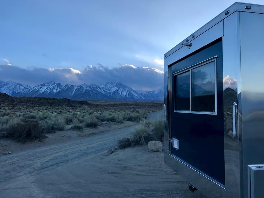 all season travel trailer