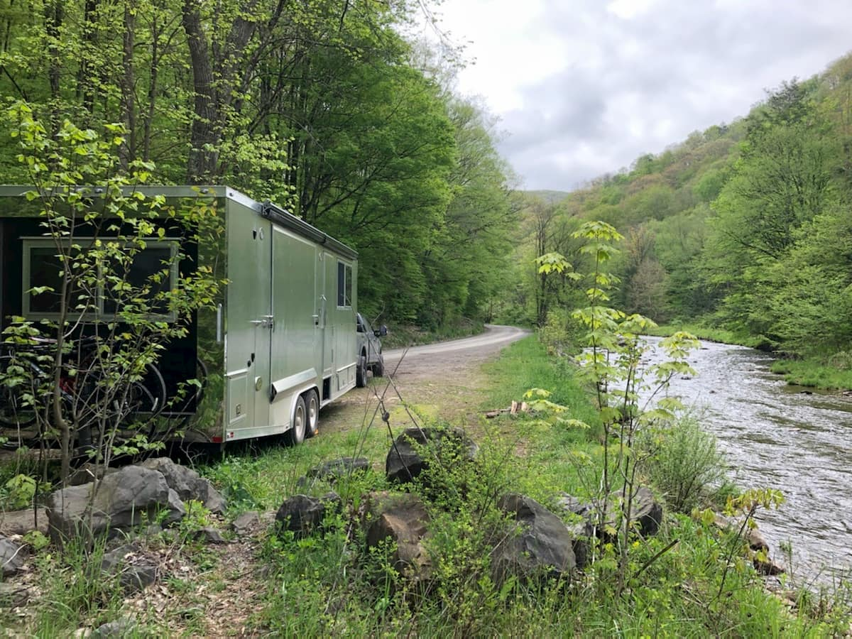 Off Grid Travel Trailers Guide Choosing The Best Living Vehicle