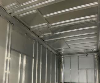aluminum frame in travel trailer
