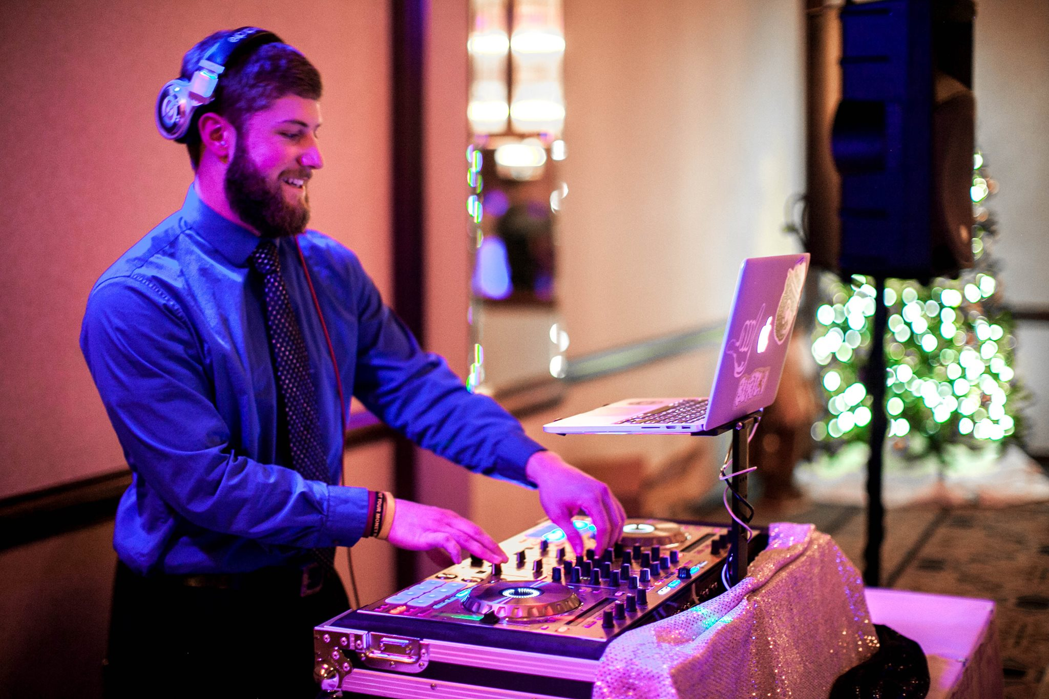 corporate event dj