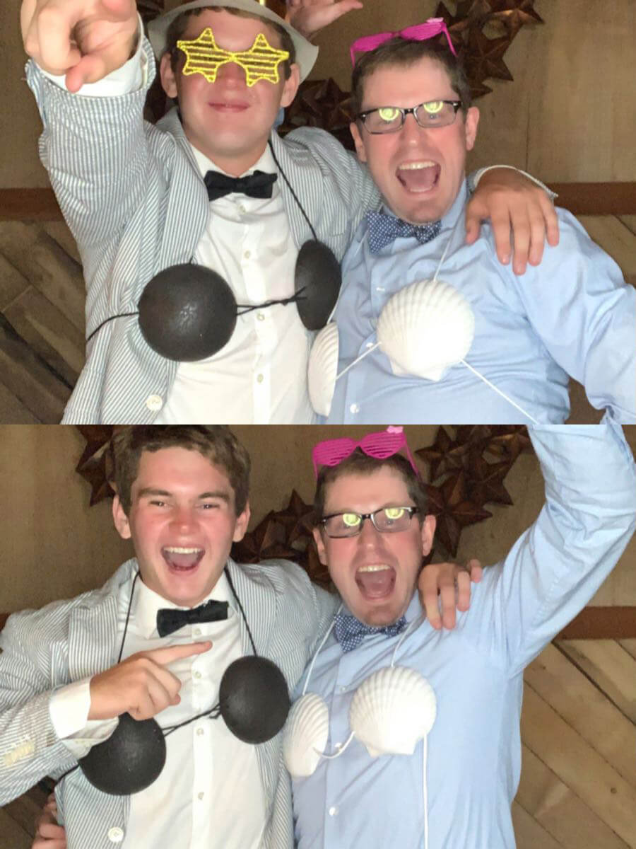 photo booth rental Montana events