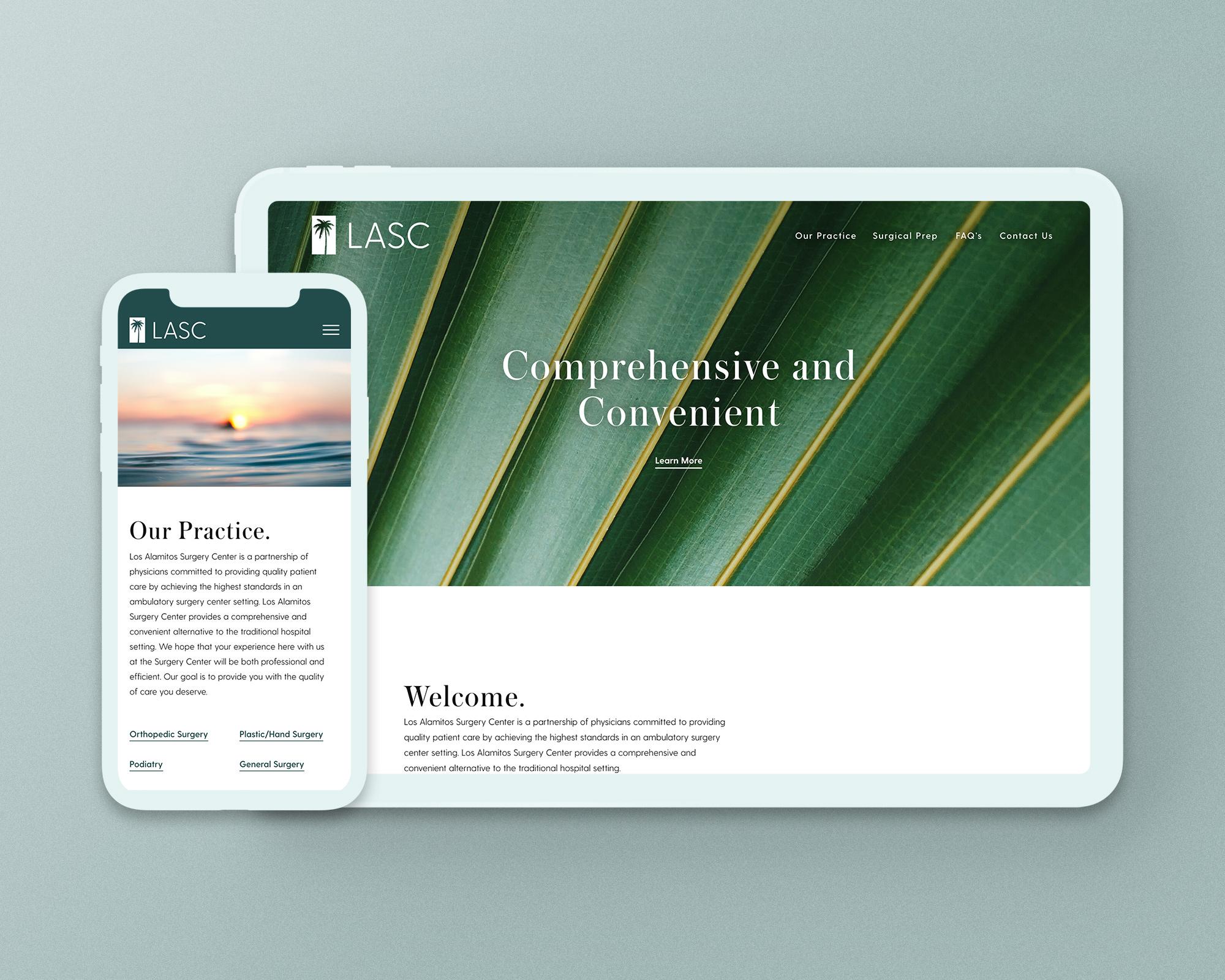 Doctor Office Website Design