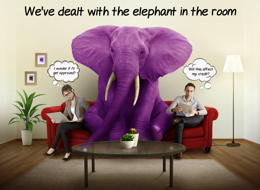 The elephant in the room when shopping for car 🚗