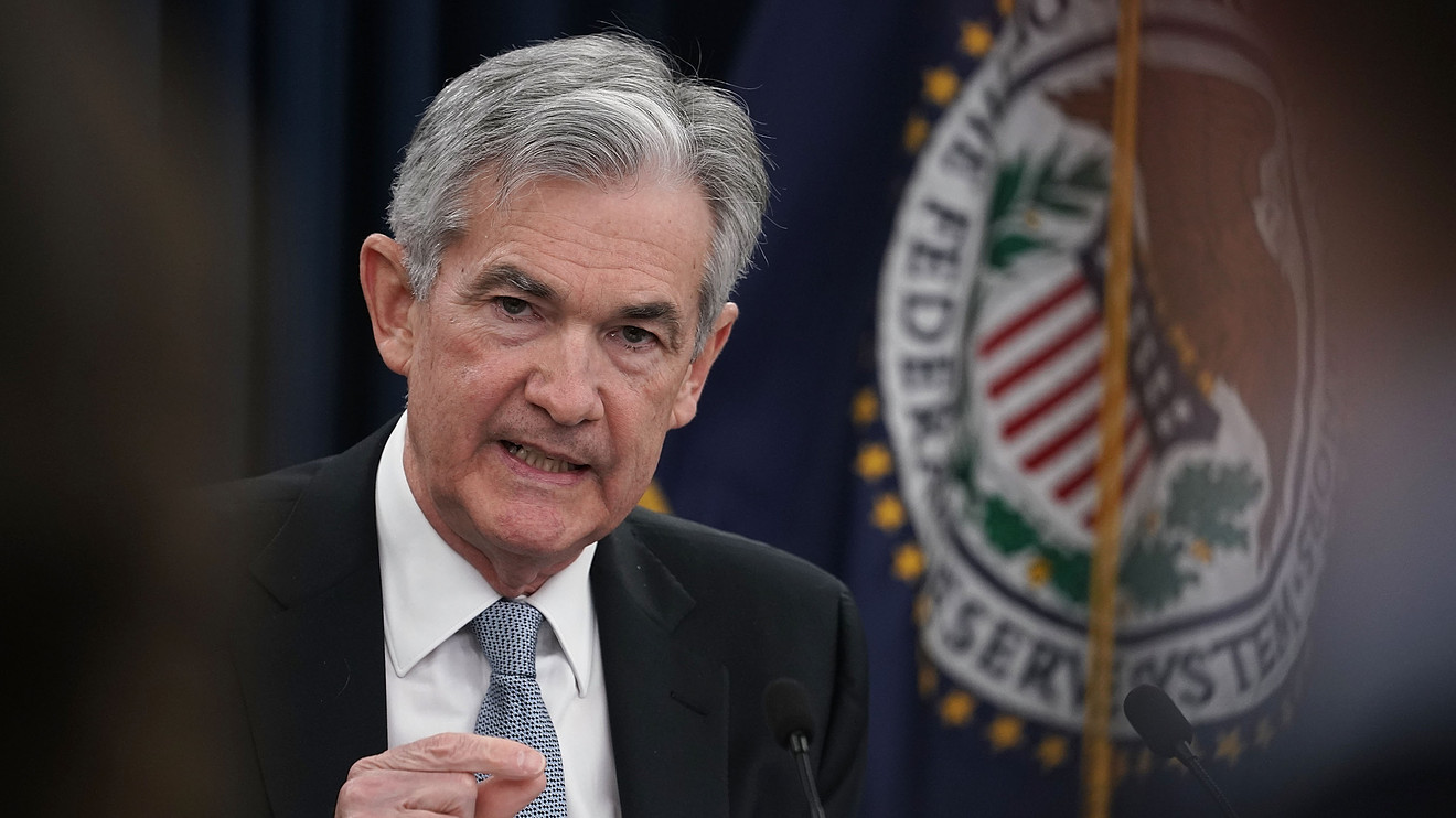 Hedge funds are studying Jerome Powell's facial expressions to predict interest rates