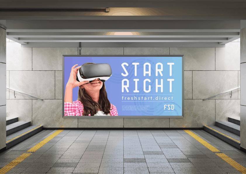 Freshstart startup