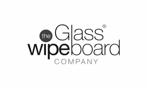 The Glass Wipeboard Company logo