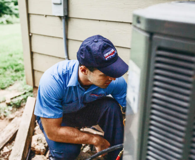 AC Contractor Air Conditioner in Montgomery, Texas