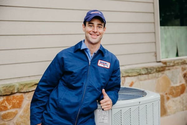 Heating Replacement Air Conditioner in The Woodlands, Texas