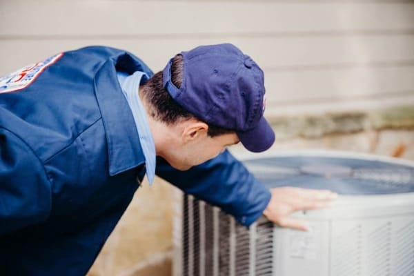 Heating Inspection Air Conditioner in The Woodlands, Texas