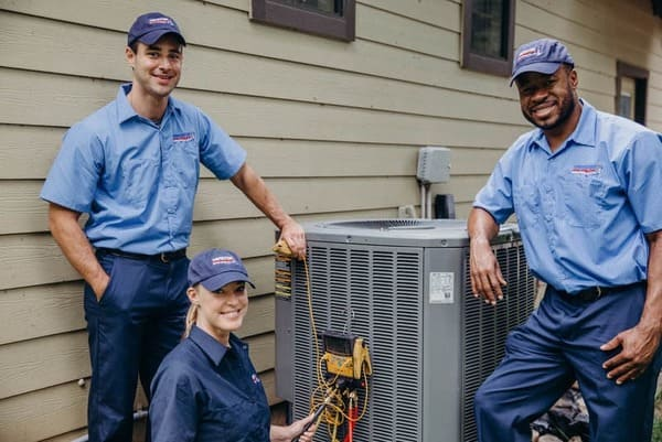 Heating Installation Air Conditioner in The Woodlands, Texas