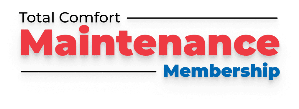 Total Comfort Maintenance Logo AC Companies in The Woodlands, Texas
