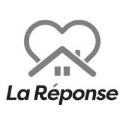 Logo d'entreprise La réponse