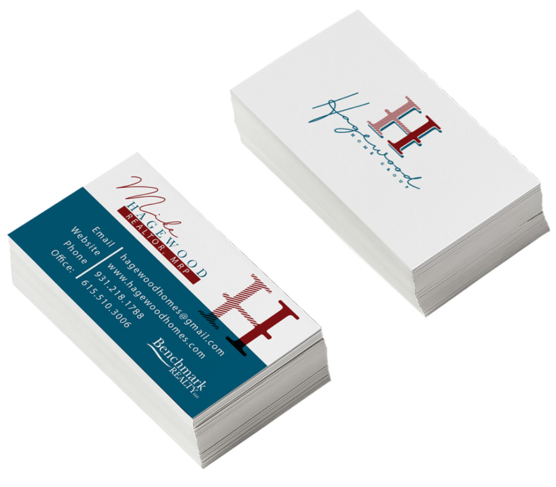 Mike Hagewood Business Cards | Marketing