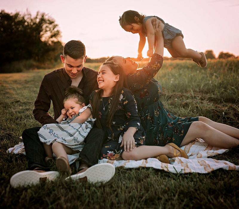 Family Photos | Visual Photography