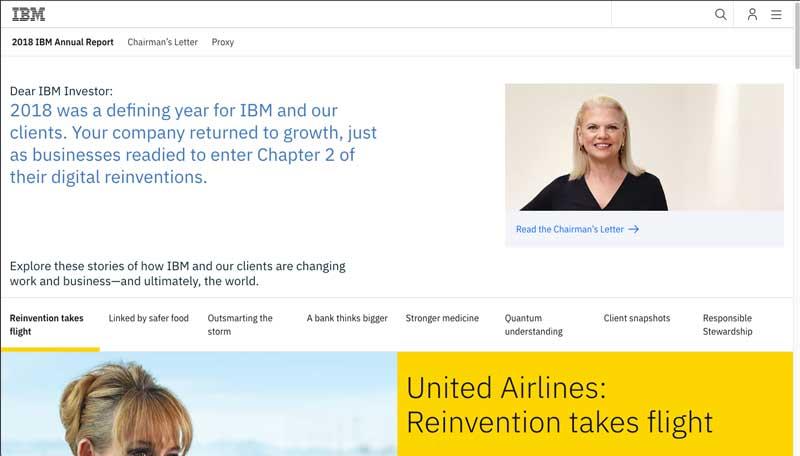 annual-report-IBM
