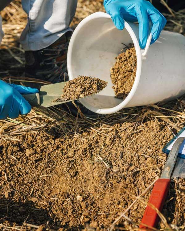 Soil Testing NZ