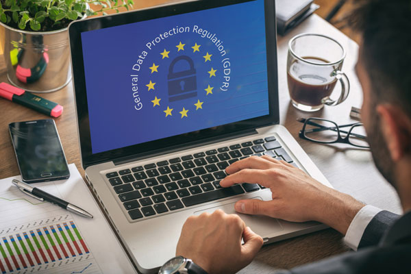 The GDPR – new data protection regulations and your website