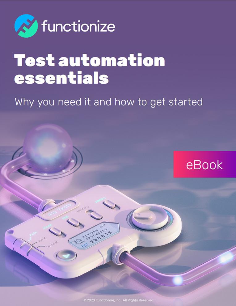 Test Automation Essentials
