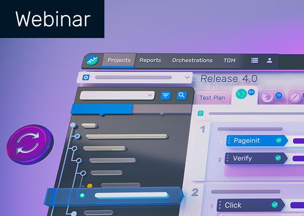Webinar: Test Smarter with Functionize 4.0