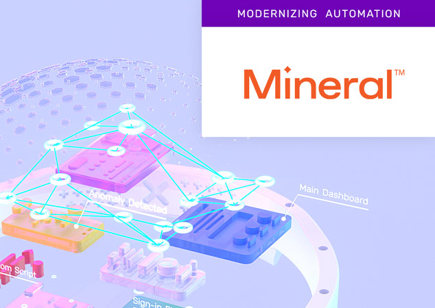 Mineral Reduces Test Maintenance by 70% With Functionize