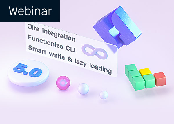 Webinar: What's New in Functionize 5.0