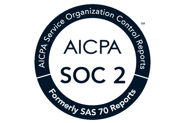 AICPA SOC2 Audit certification