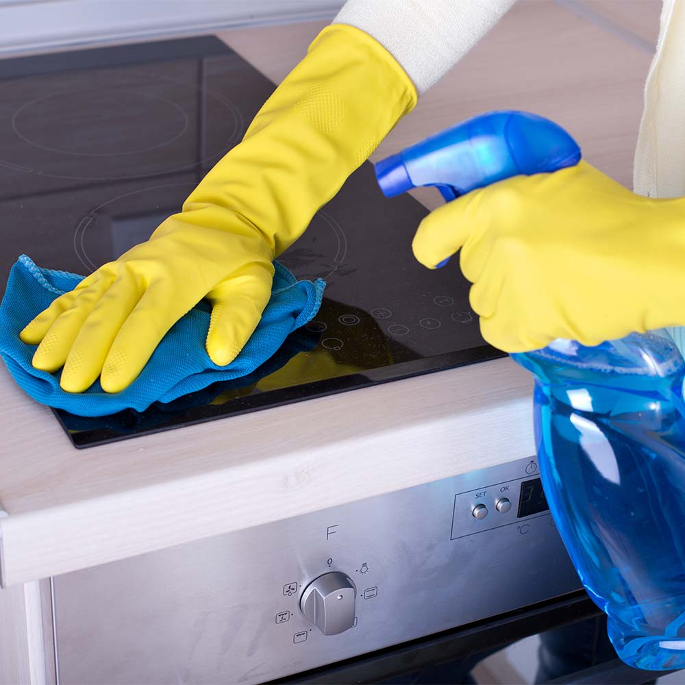 Oven cleaning in Coquitlam, BC
