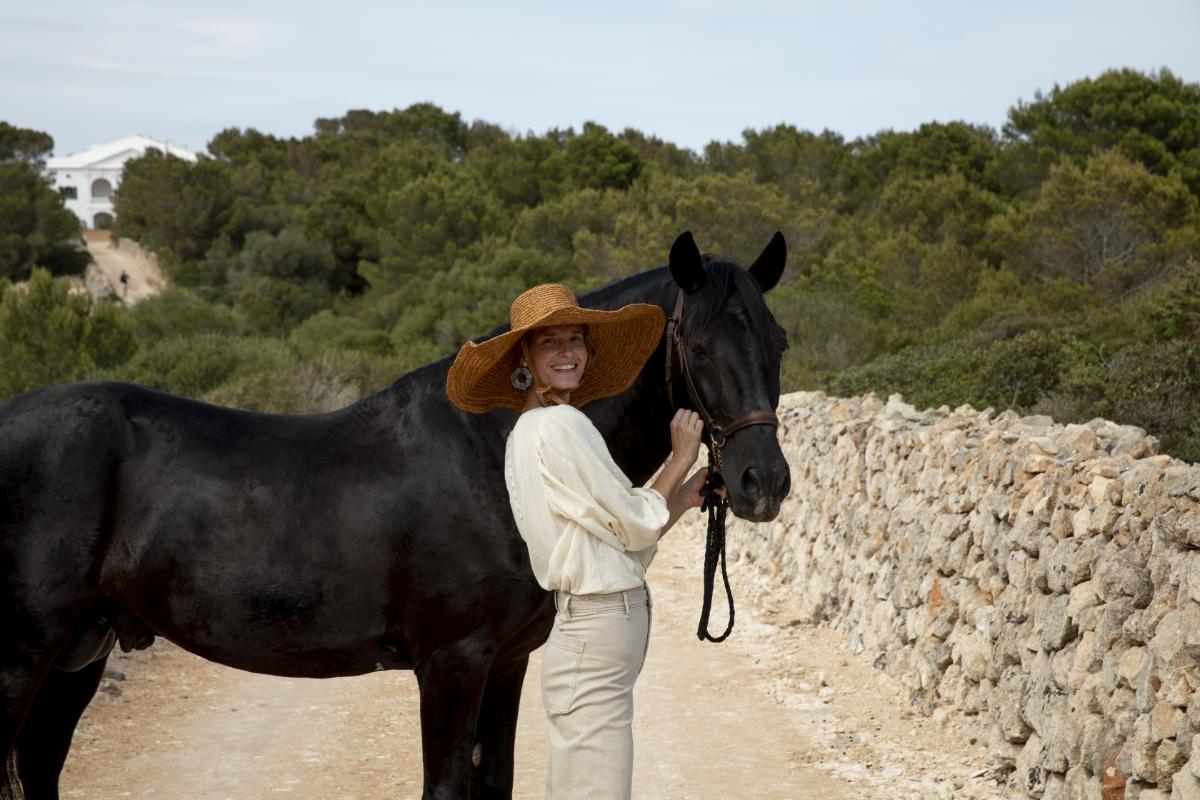 hotel experimental de caballos menorca