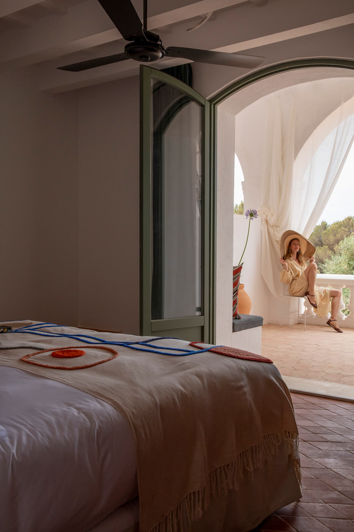 Room Mahon Terrace 5 menorca experimental hotel