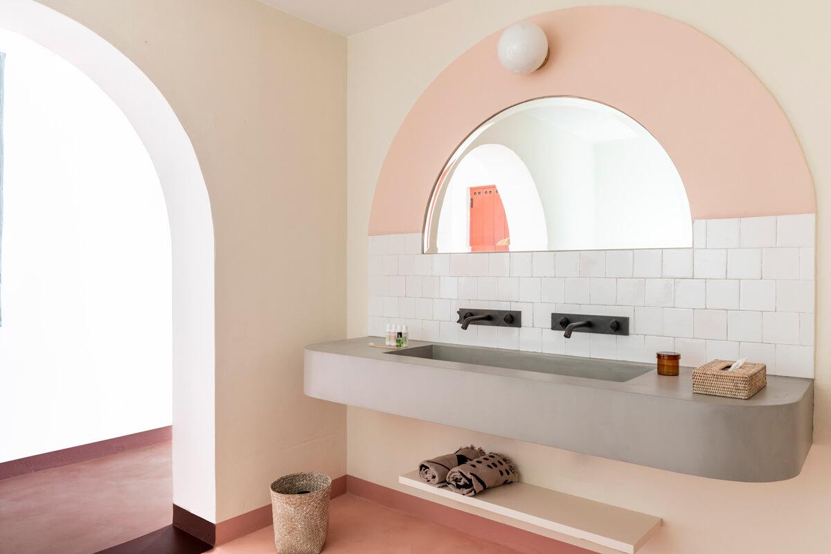 Habitación 2 Hotel experimental Sant Llorenc de Menorca
