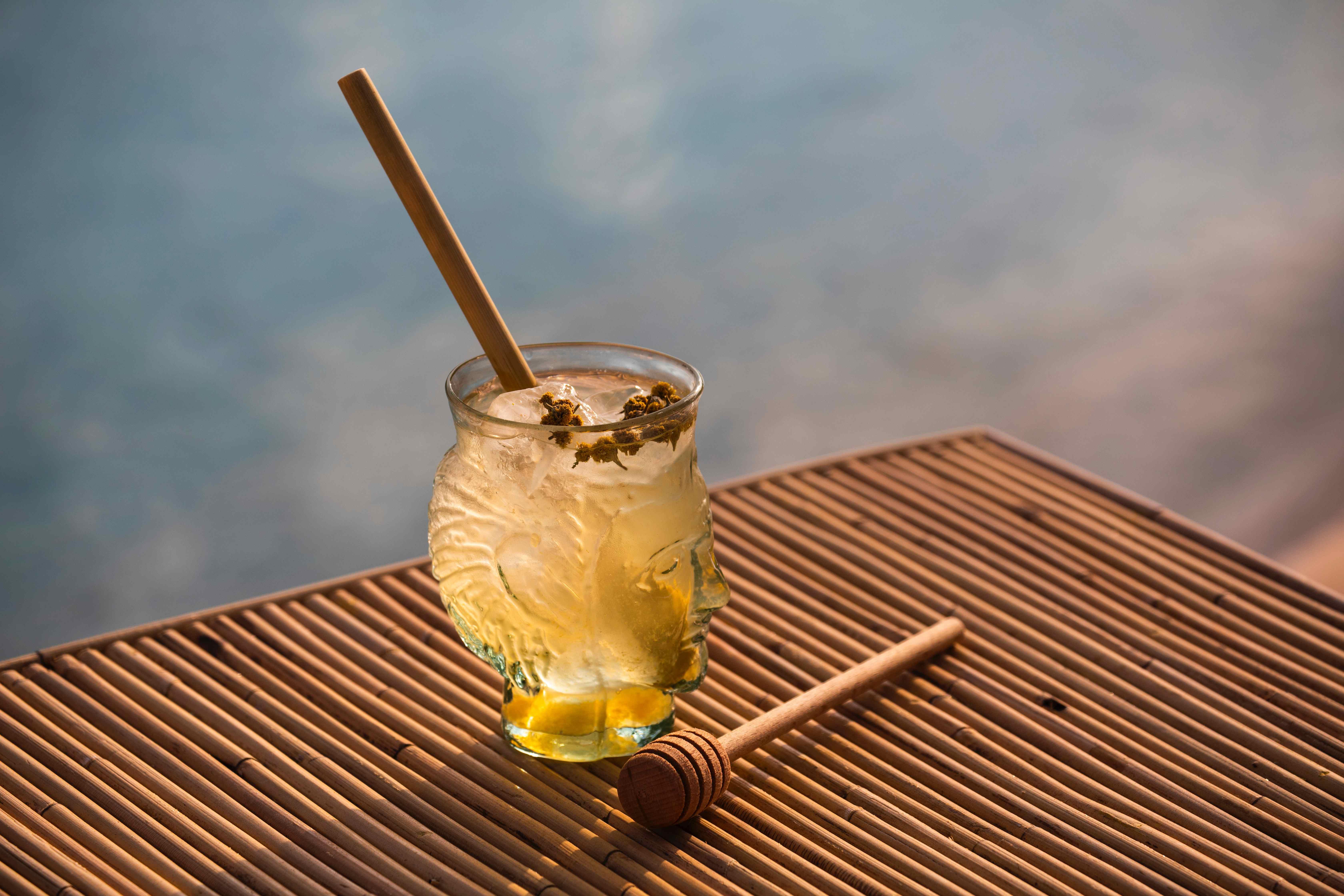 cocktail menorca experimental hotel