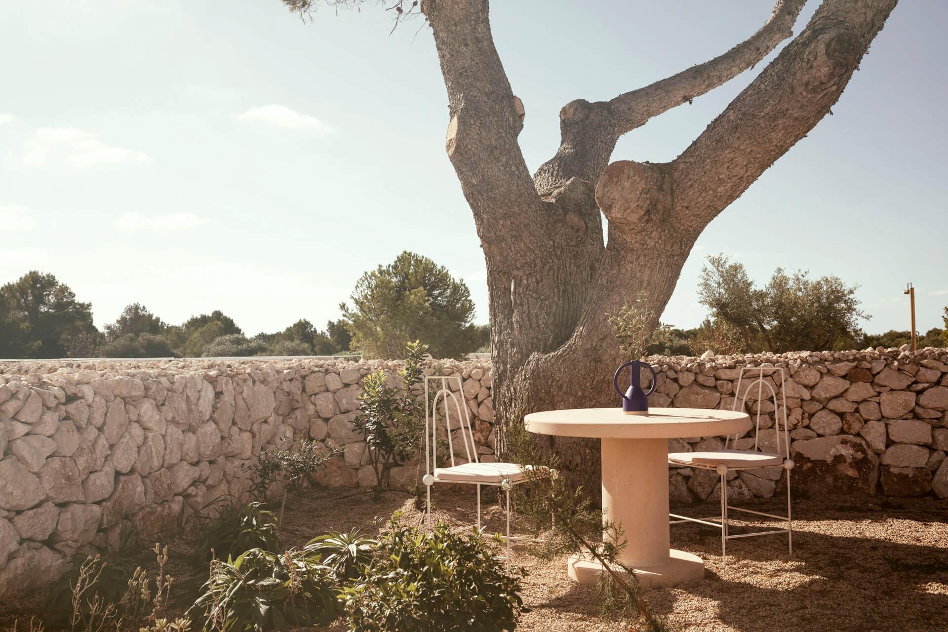 Hotel experimental Mahon Garden menorca