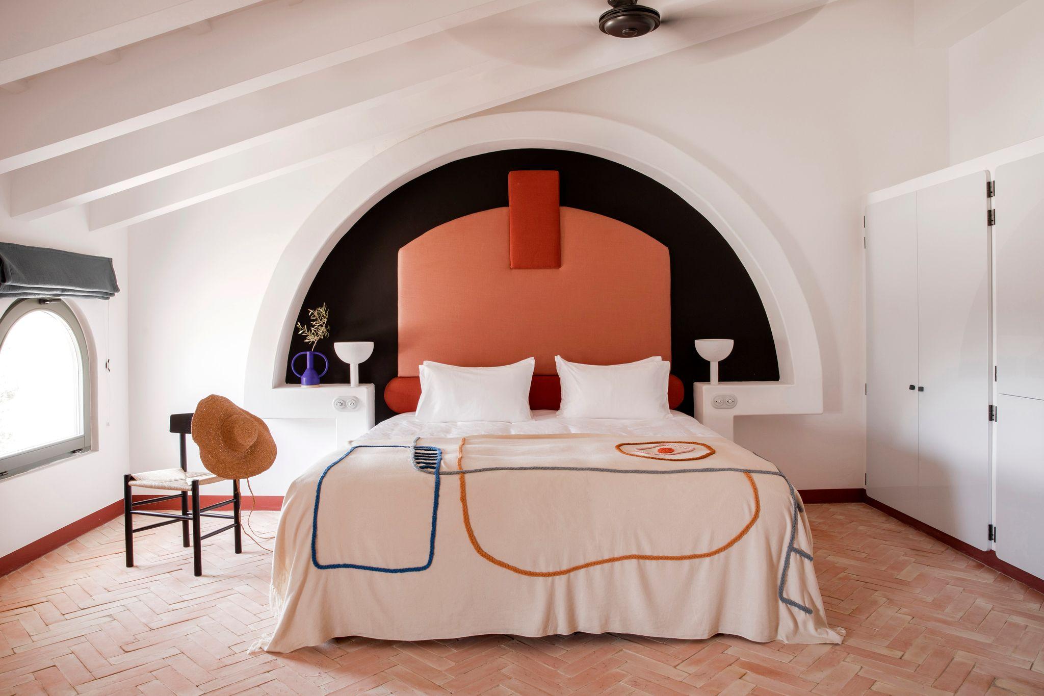 Habitación Son Bou 1 hotel experimental de Menorca