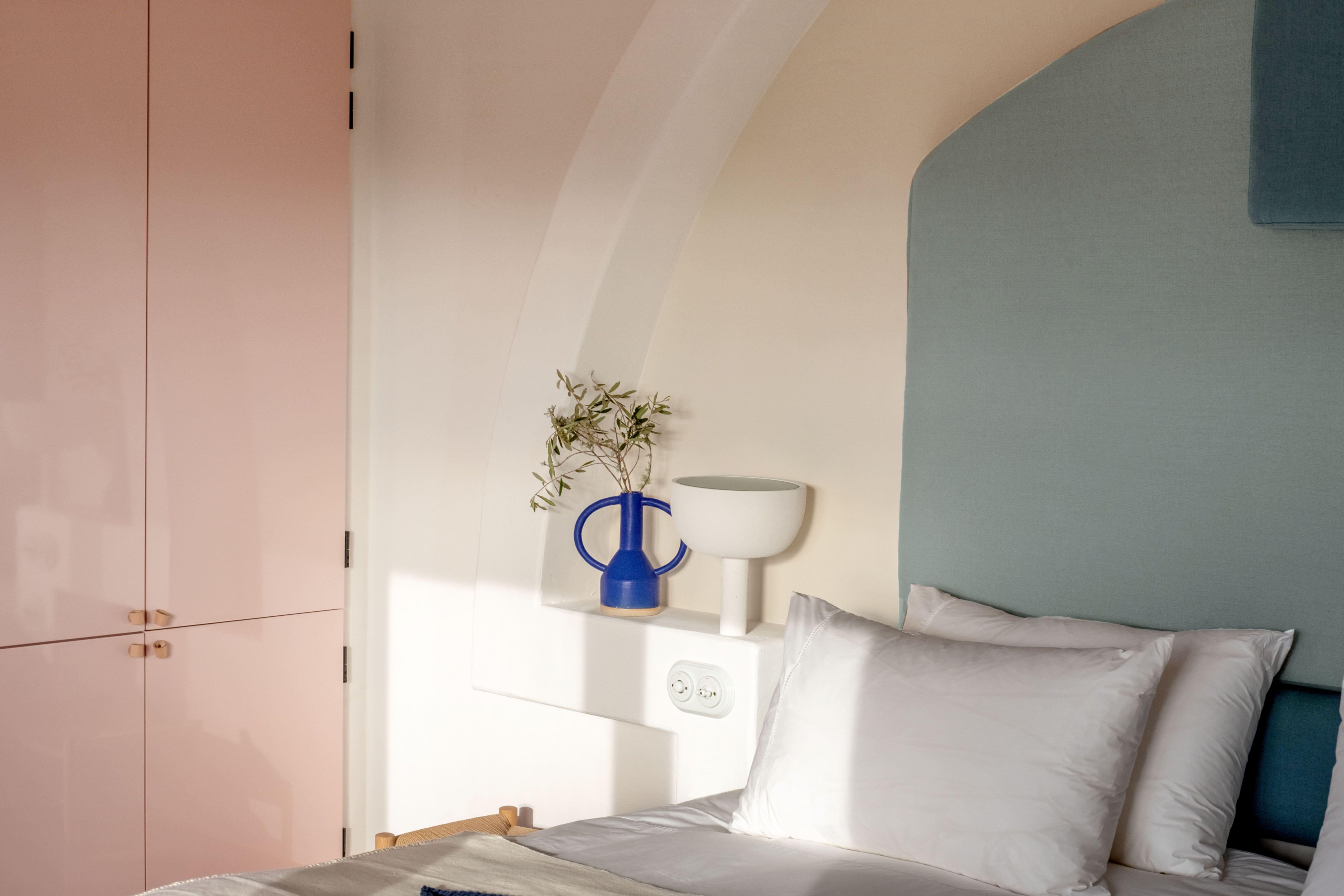 Habitación Alaior Garden 1 hotel experimental de Menorca