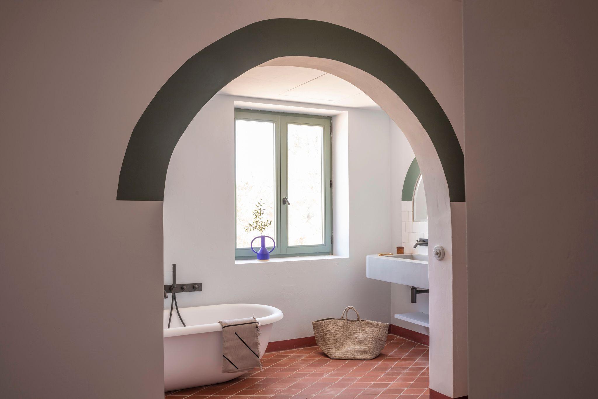 Habitación Mahon Garden 3 hotel experimental de Menorca