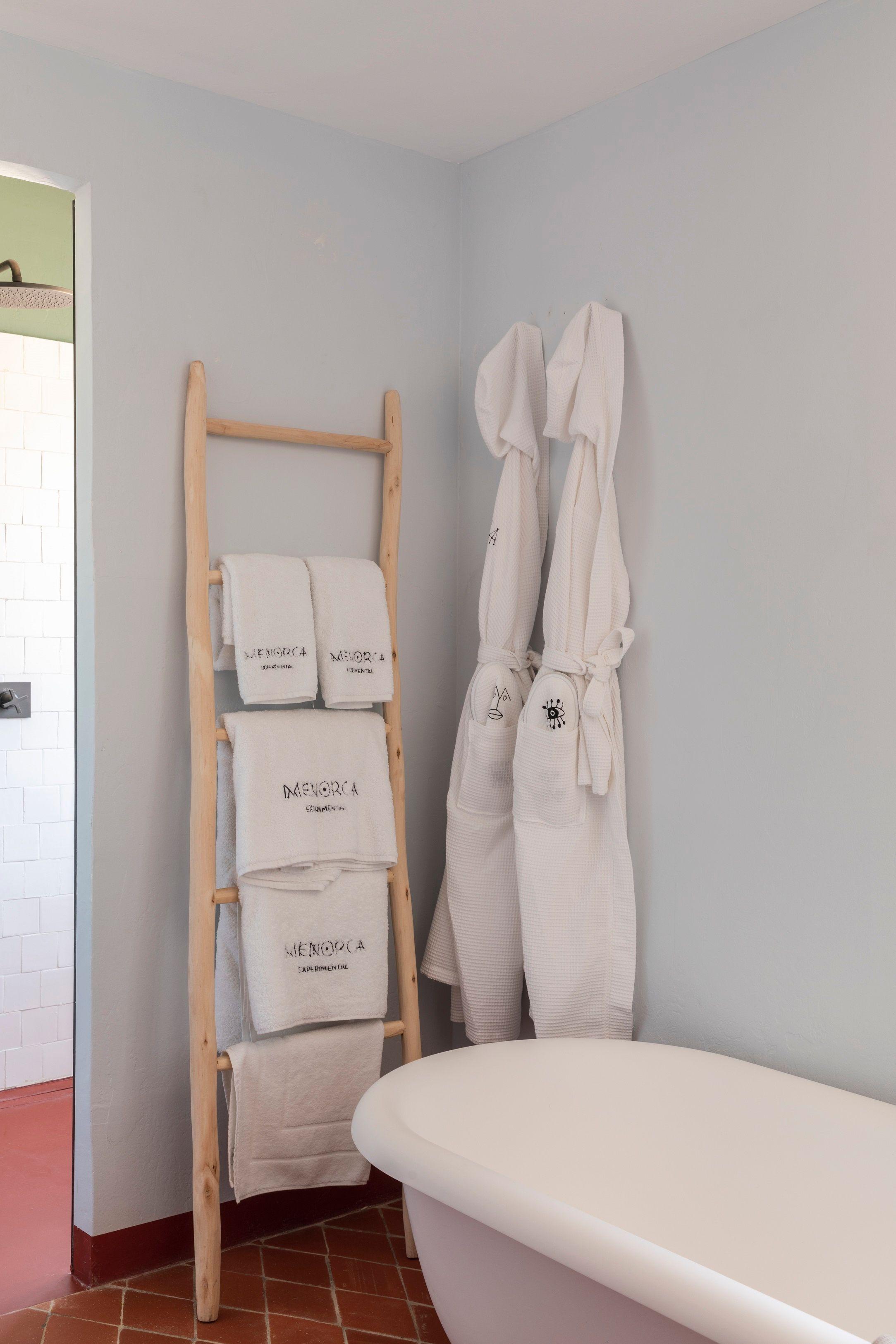 Habitación Mahon Garden 2 hotel experimental de Menorca