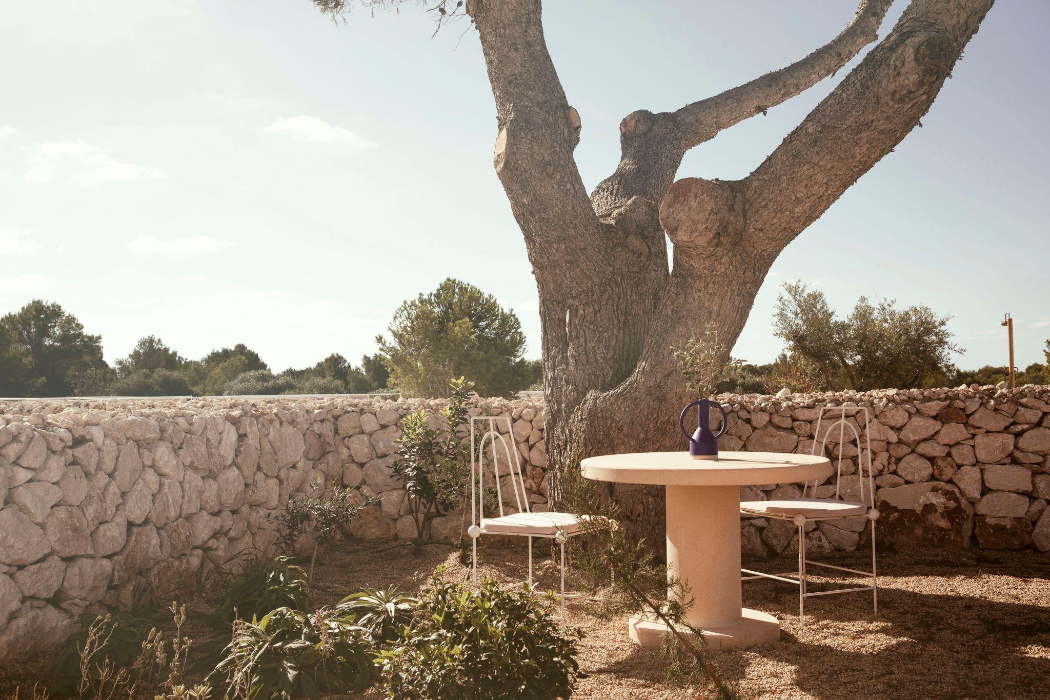 Habitación Mahon Garden 1 hotel experimental de Menorca