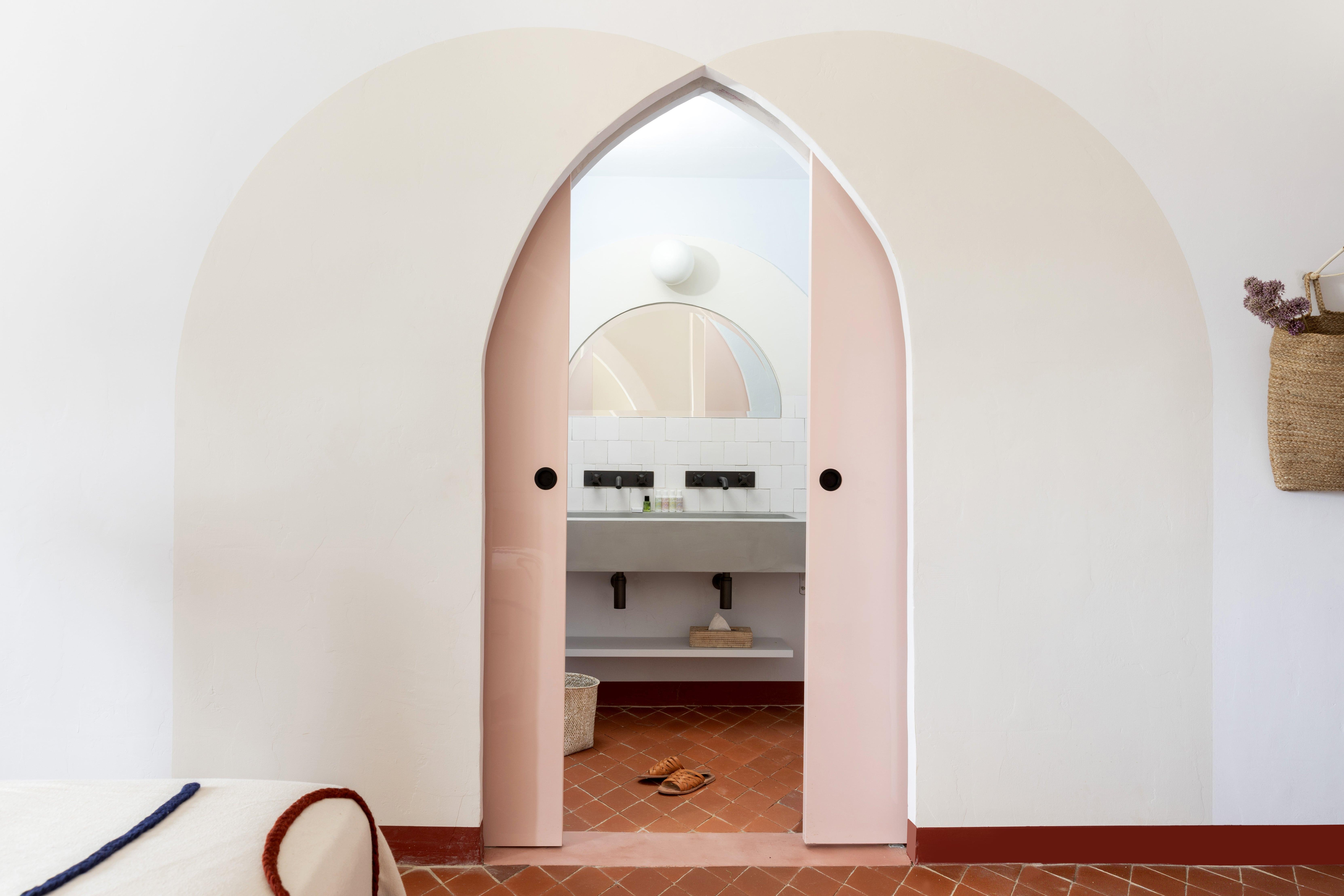 Habitación Son Bou 7 hotel experimental de Menorca