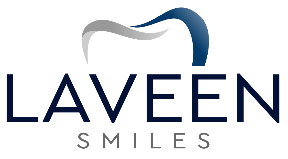 Laveen Smiles logo