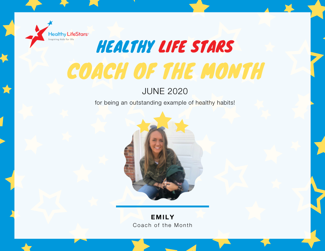 June Kid and Coach of the Month