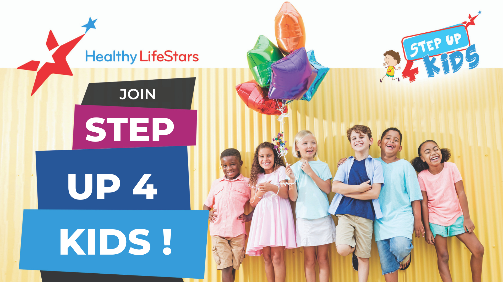 StepUp4Kids Celebration and Fundraiser