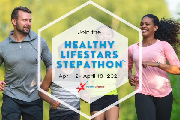2021 Healthy LifeStars StepAthon
