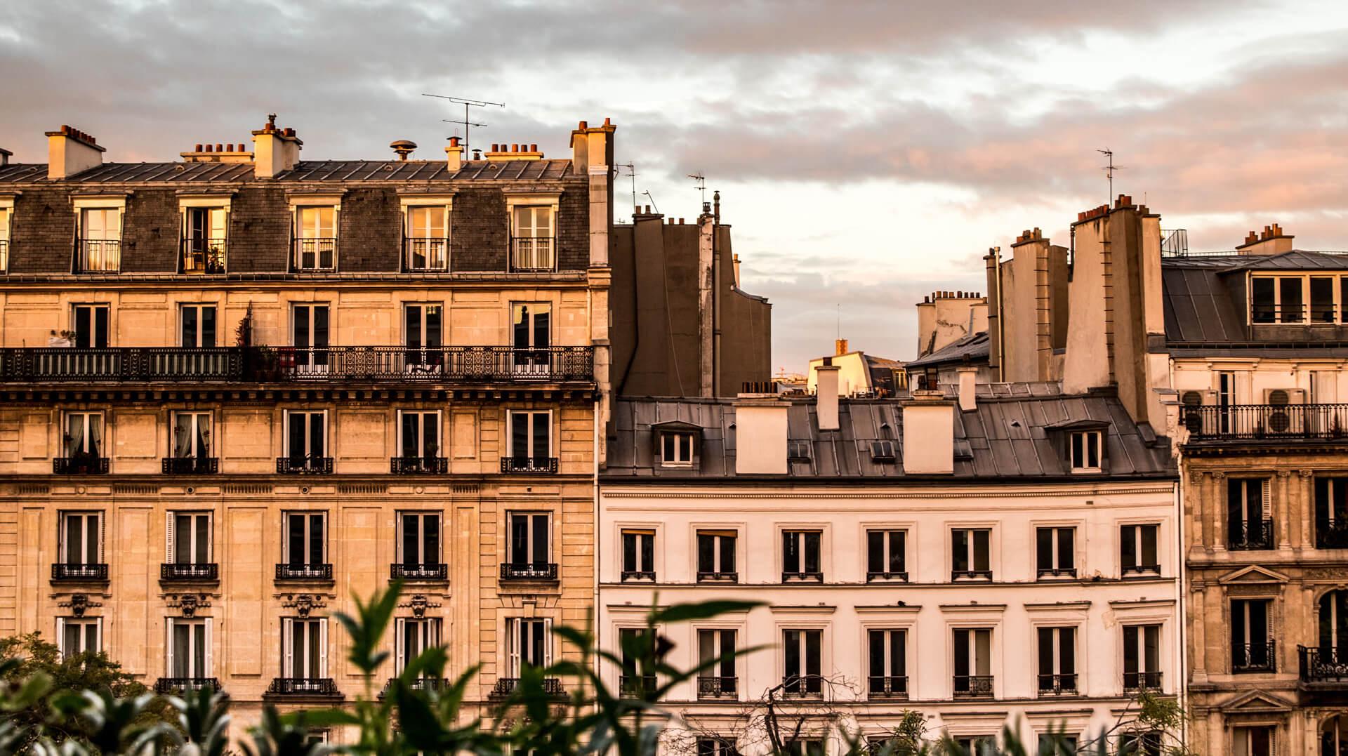façade hôtel des grands boulevards paris