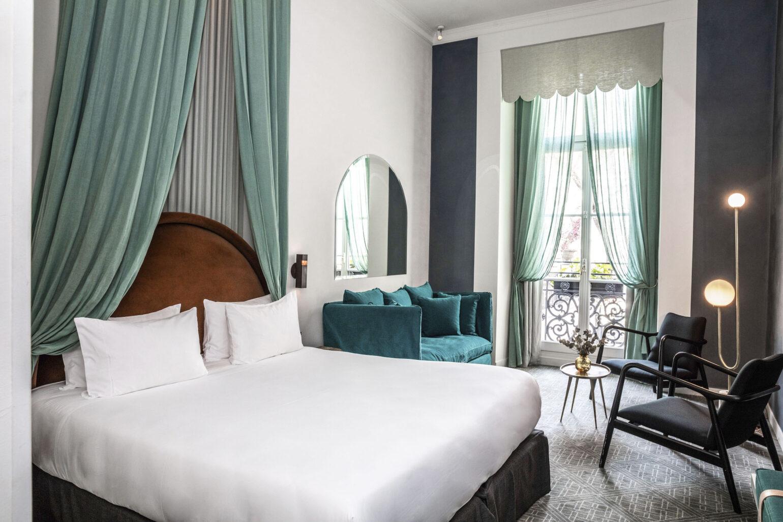 chambres 3 hôtel des grands boulevards paris